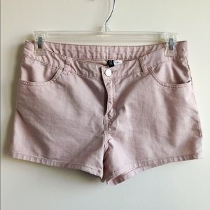 5/$25 H&M Dusty Pink Shorts